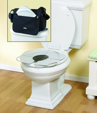 PRIMO Folding Potty with Handles
