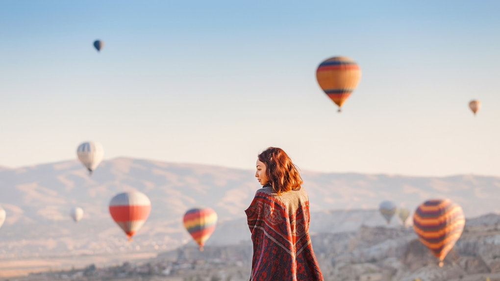 38 Captions For Hot Air Balloon Pics, Because \
