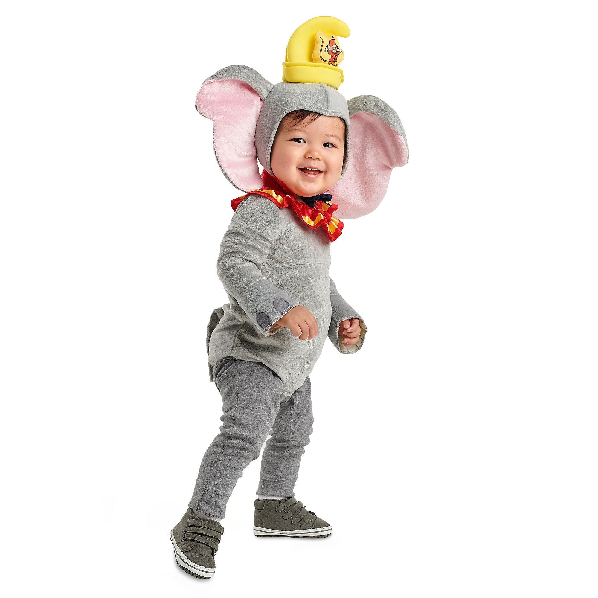 5ddce9739ff7 Dumbo Kid Costume   Disney Baby DUMBO Flying Elephant Halloween ...