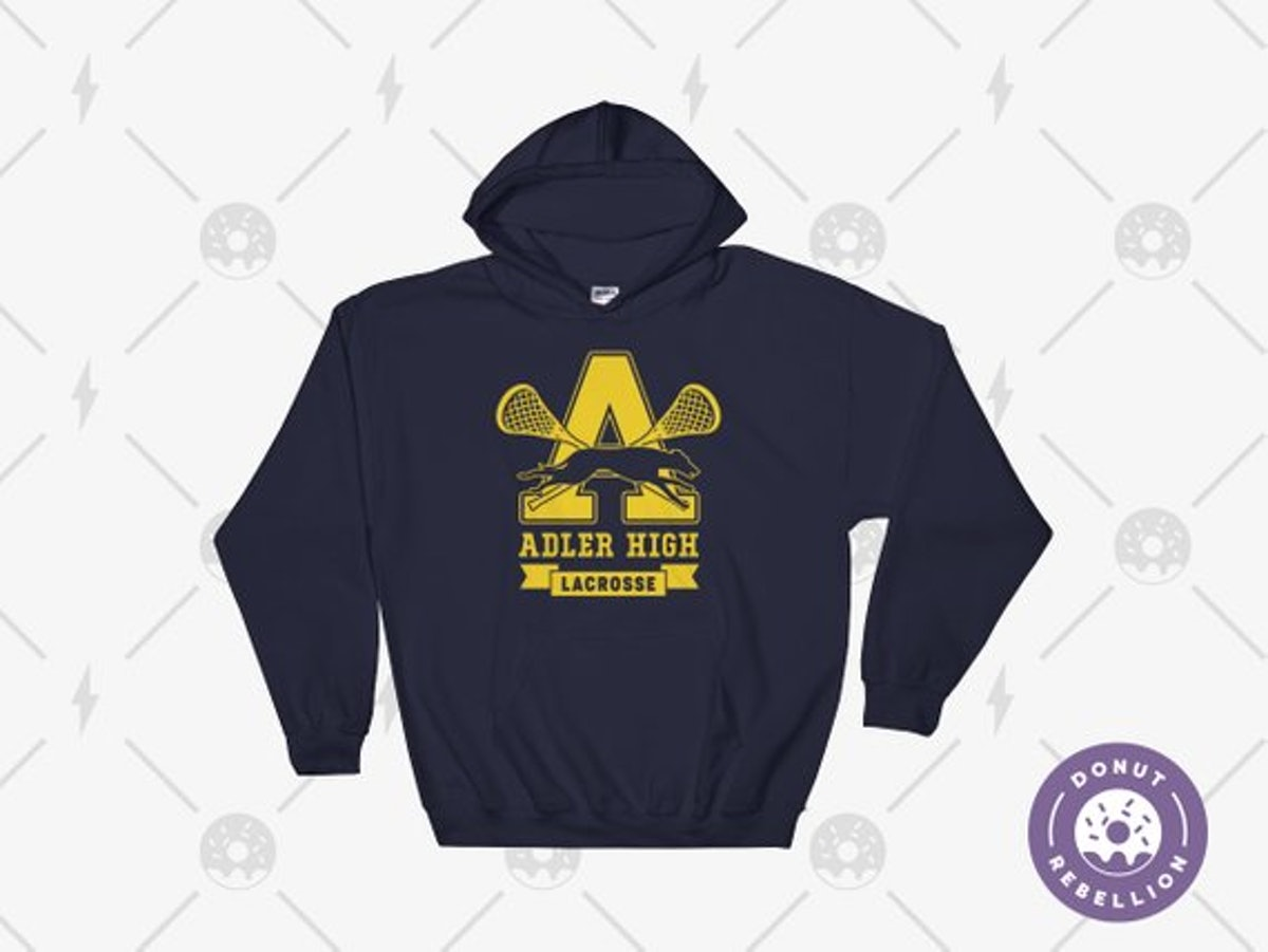 'To All The Boys I've Loved Before' Lacrosse Hoodie