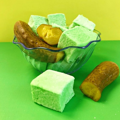 Wicked Pickle Marshmallows