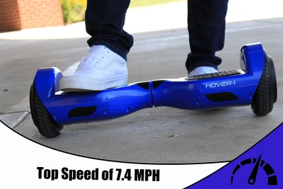 All Star Hoverboard