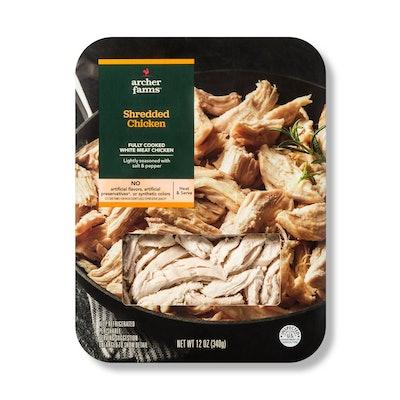 Archer Farms Shredded Chicken