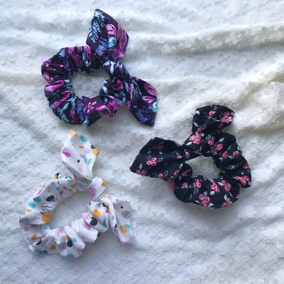 Rivet Scrunchies