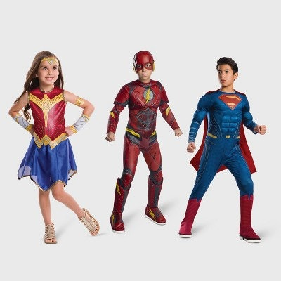 Justice League Costume Collection