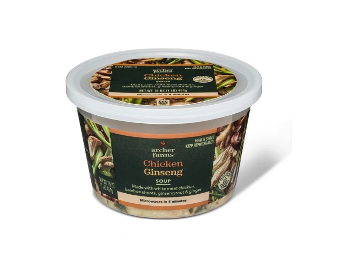 Chicken Ginseng Soup 16oz - Archer Farms™