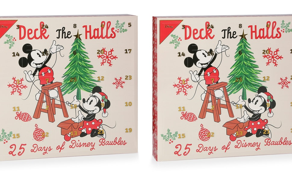 Primark S Disney Advent Calendar Is 25 Days Of Pure Joy Super Affordable