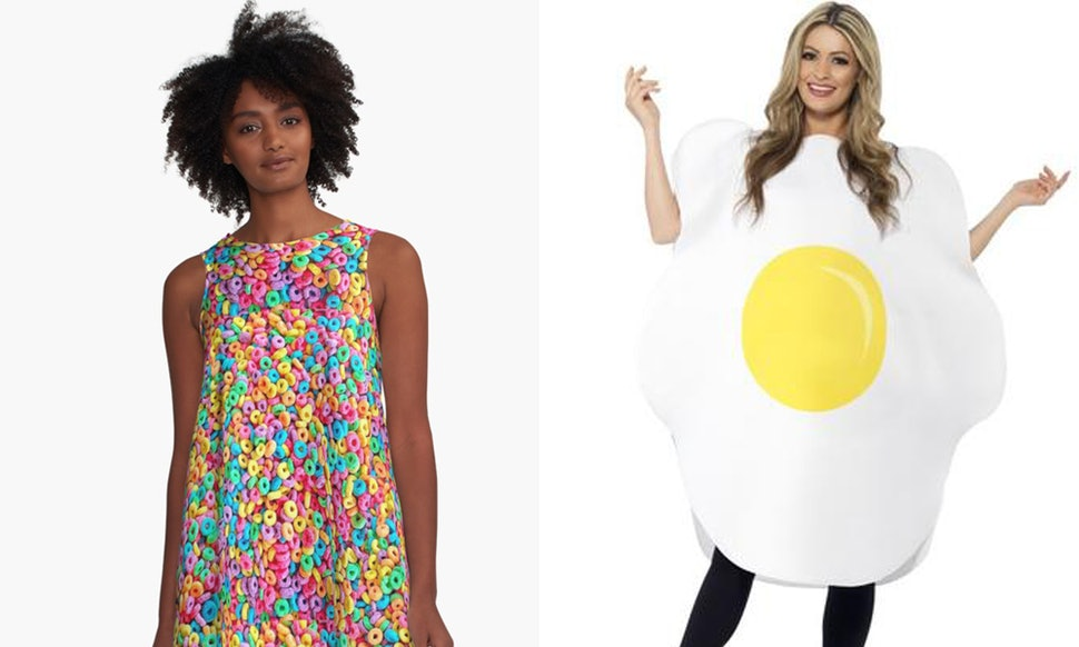 10 punny halloween 2018 costumes you can put together with 4 items or less