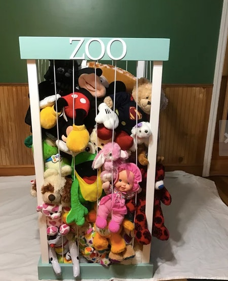 Shaw Family Designs Stuffed Animal Zoo