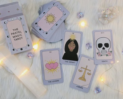 The Pastel Magic Tarot Second Edition