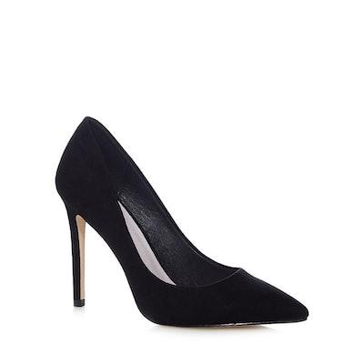 Faith Black Chloe High Stiletto Heels