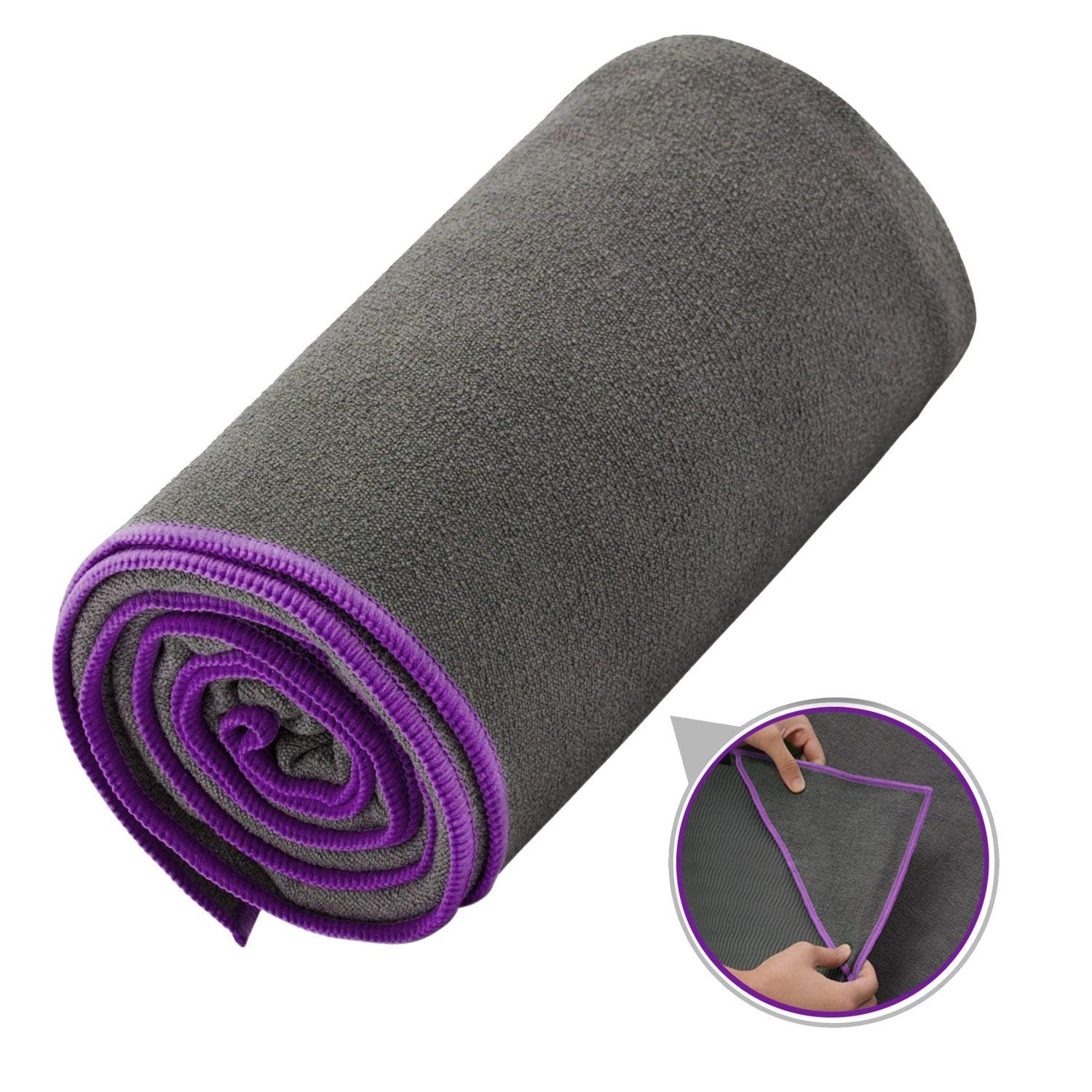The 7 Best Yoga Towels