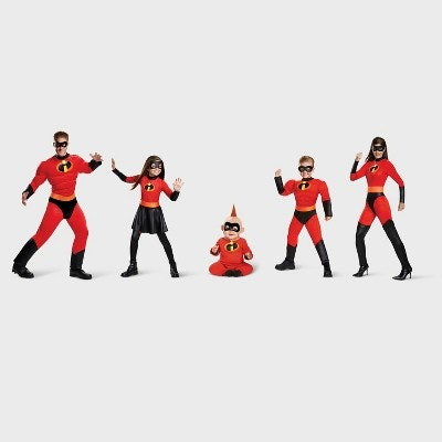 'The Incredibles' Costume Collection