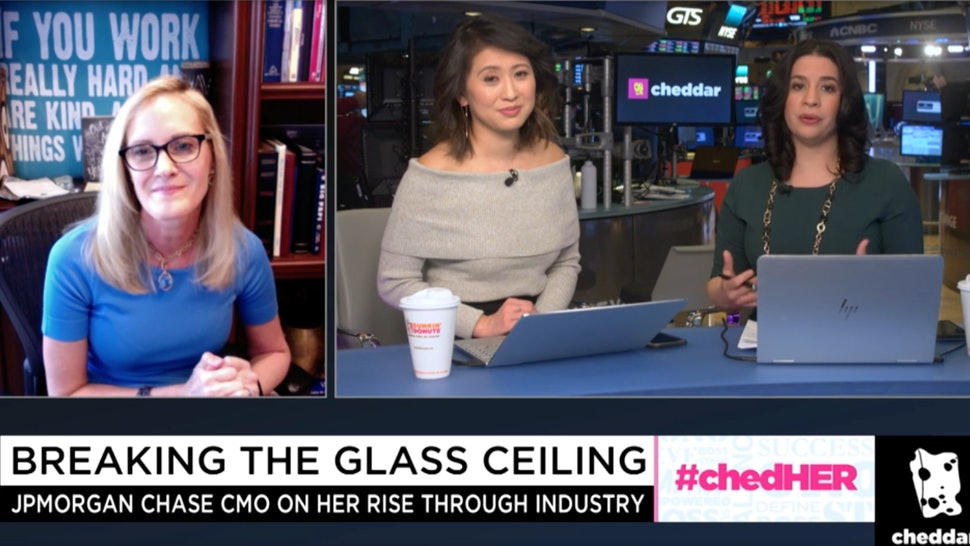 Cheddar Launches 'ChedHER', A New Show About Millennial Women In