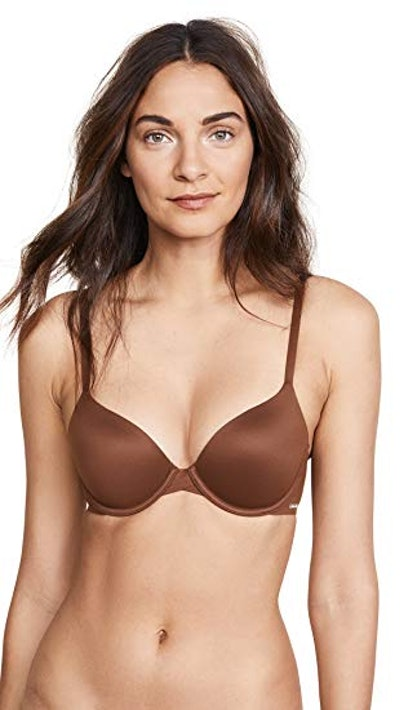 Calvin Klein Perfectly Fit Memory Touch T-Shirt Bra