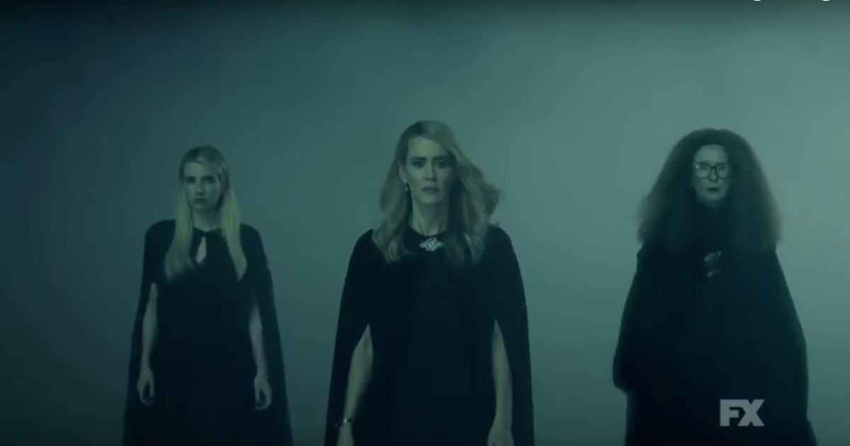 The Latest 'American Horror Story: Apocalypse' Trailer Features Some Creepy New ...