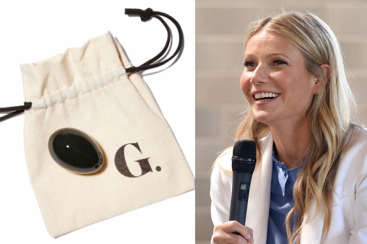 Goop Settled A Lawsuit Over Vaginal Jade Eggs For 145k In California