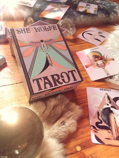 She Wolfe Tarot 3rd Edition