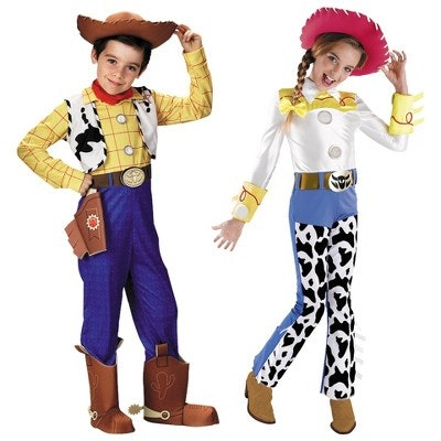 'Toy Story' Costumes