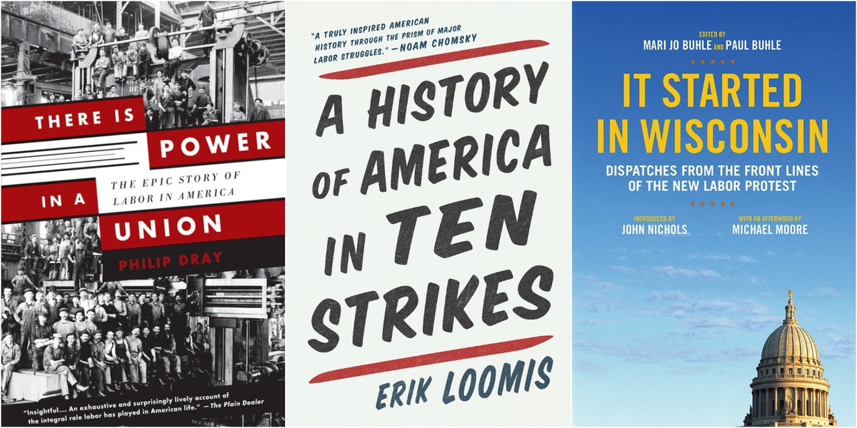 5 Books About Famous Strikes That Demonstrate The Historical Importance Of Civil Disobedience