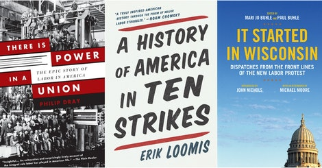 there is power in a union the epic story of labor in america