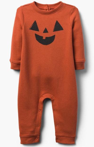 Newborn Pumpkin One Piece