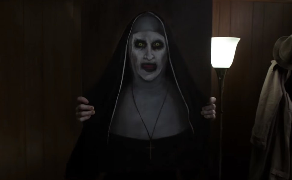 how does 'the nun' connect to 'the conjuring'? the prequel plays a ...