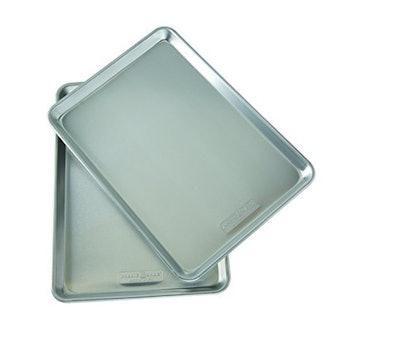 Nordic Ware Commercial Baker's Half Sheet, Pack Of 2