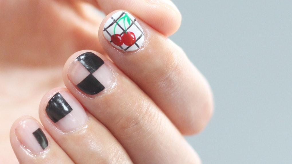 - Cherry Nail Art Is The Sweetest Nail Art Trend For Fall