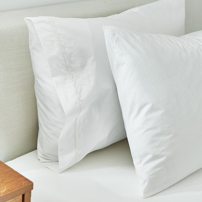 Splendid Washed Percale Standard Pillowcase, Pair