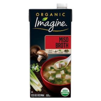 Imagine Organic Miso Broth