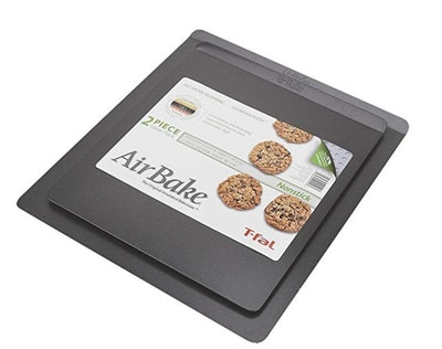 AirBake Nonstick Cookie Sheet Set, Pack Of 2