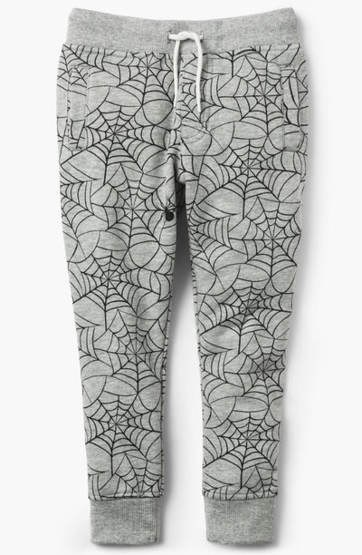 Spider Web Joggers