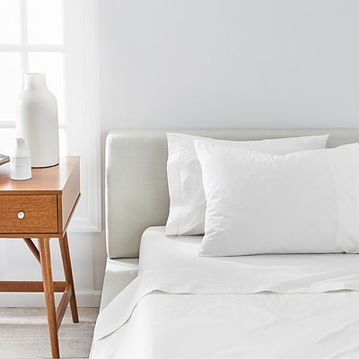 Splendid Washed Percale Sheets, King