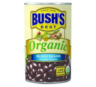 Bush's Organic Black Beans