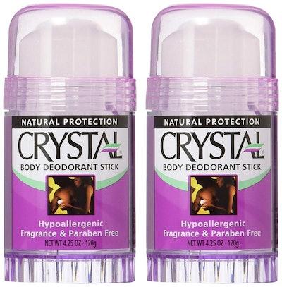 Crystal Deodorant Stick