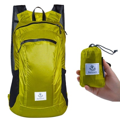 4monster Durable Packable Backpack