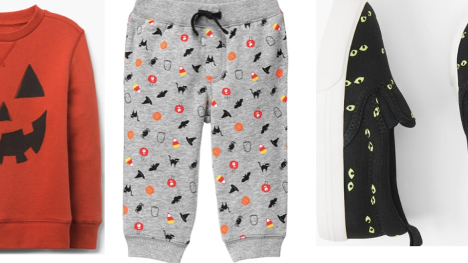 17f2765531d Gymboree s Halloween Clothes Will Have You Howling From The Cute