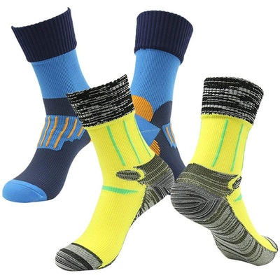 [SGS Certified] RANDY SUN Unisex Waterproof & Breathable Hiking/Trekking/Ski Socks