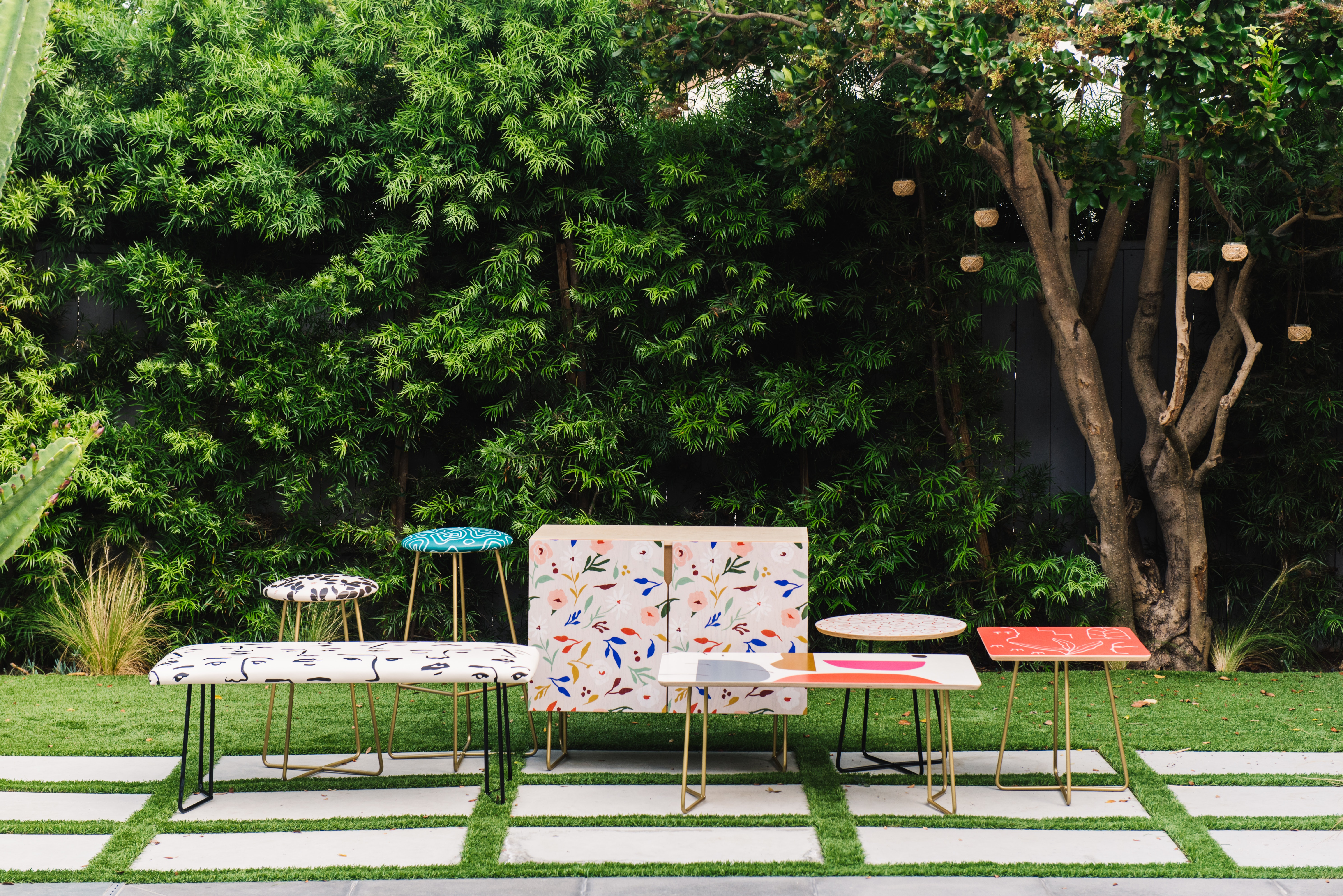 whimsy furniture. Society6\u0027s New Furniture Line Will Turn Your Apartment Into Pure Instagram  Whimsy Whimsy Furniture