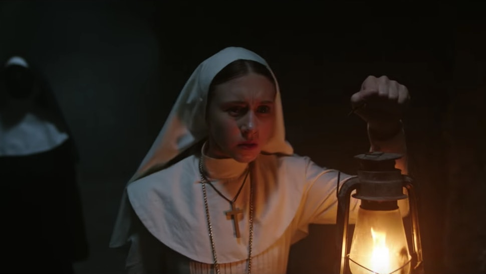 What Is Valak In 'The Nun'? The Origin Story Of This Evil Force Will