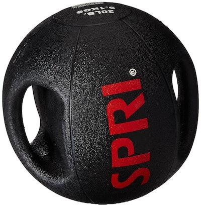 SPRI Dual Grip Medicine Balls