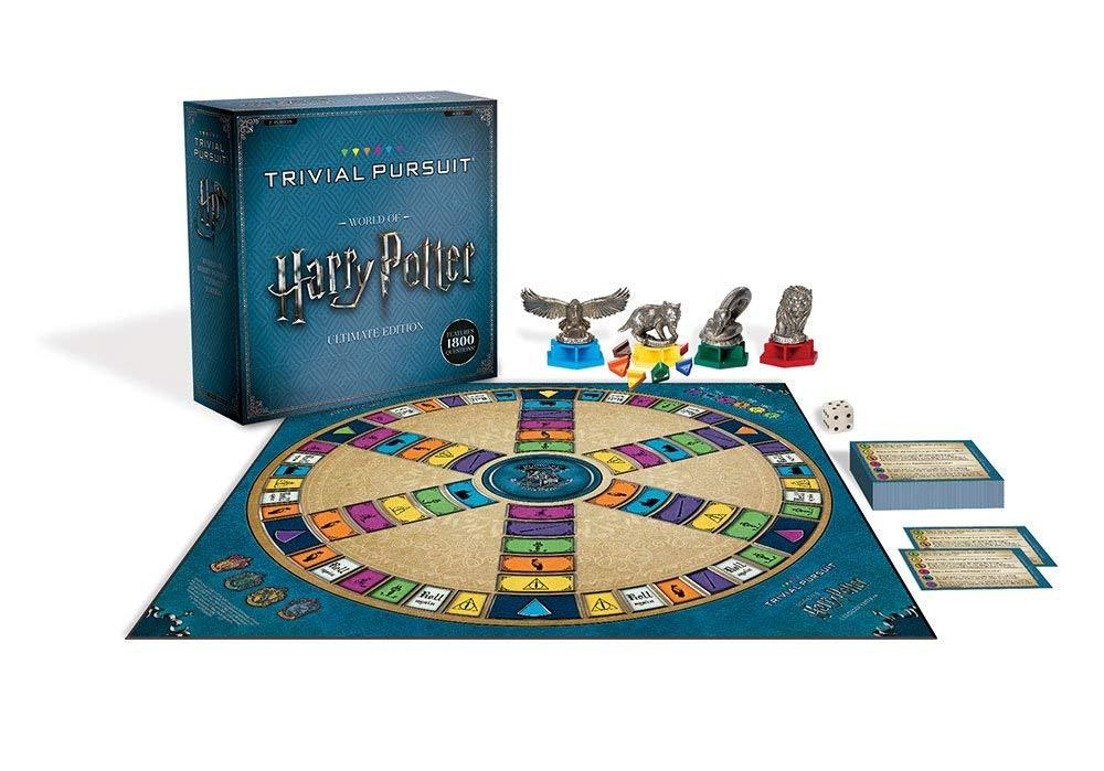 Harry Potter Trivial Pursuit Game
