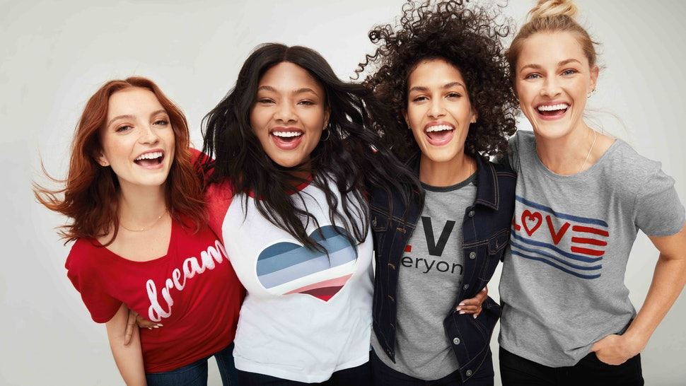 65e05081145a11 What's In Ellen DeGeneres x Walmart EV1 Clothing Line? This Seriously Cute  Collab Is So Affordable