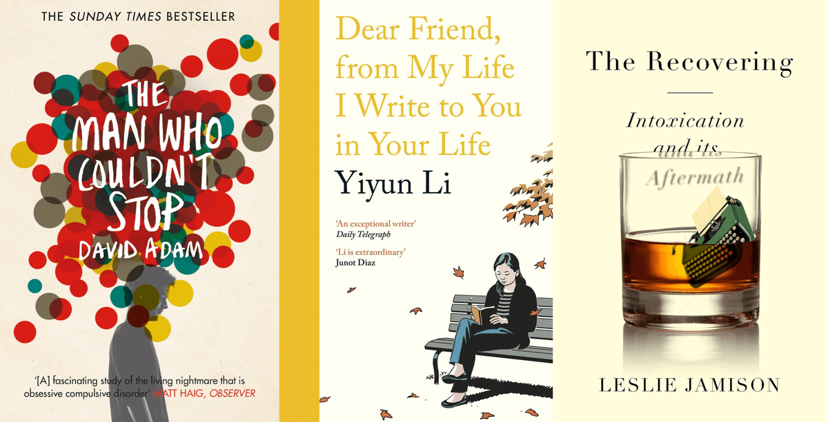 5 Books About Mental Health That Will Make You Feel Less Alone