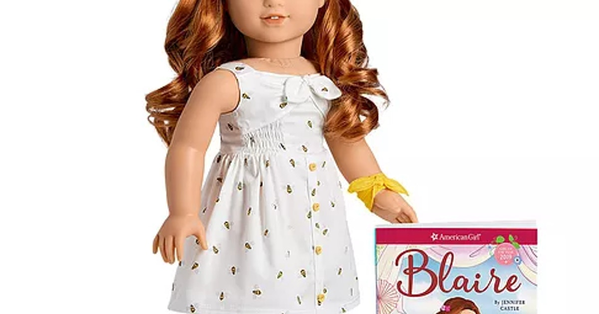 Who Is The American Girl Of The Year Doll 2019? Blaire ...