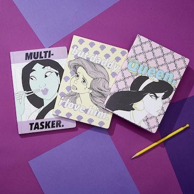 Disney Princess Journal Set