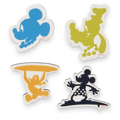 Mickey Mouse Wooden Magnet Set