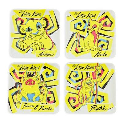 The Lion King Trinket Dish Set By Funko