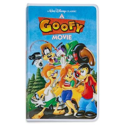 "A Goofy Movie ""VHS Case"" Journal"